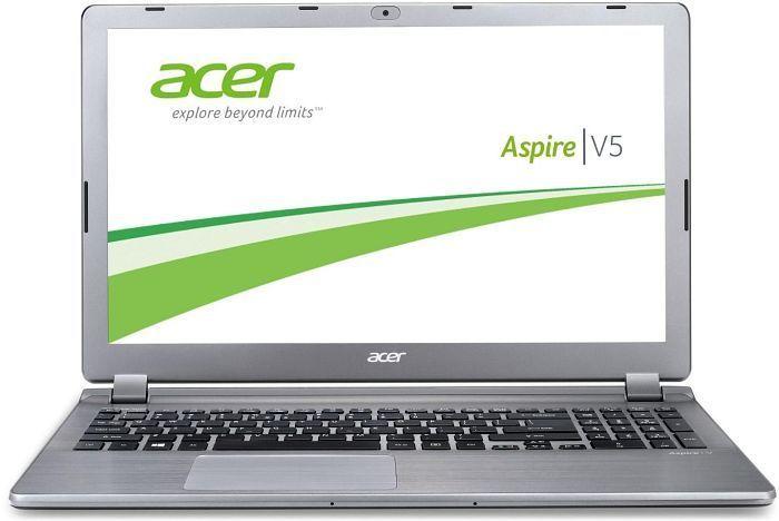 Acer Aspire V5-573G-54208G50aii silber, Core i5-4200U, Linux (NX.MCCEG.004)