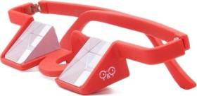 Y&Y Plasfun Sicherungsbrille rot