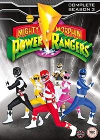 Mighty Morphin Power Rangers - ClassiXX Season 3 (DVD)