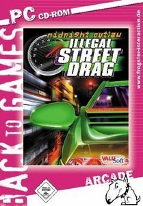 Midnight Outlaw Illegal Street Drag (deutsch) (PC)