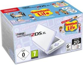 Nintendo New 2DS XL Tomodachi Life Bundle weiß/violett