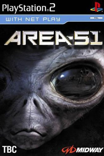 Area 51 (deutsch) (PS2) -- via Amazon Partnerprogramm
