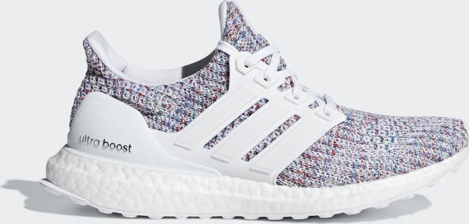 adidas Ultra Boost ftwr white/active