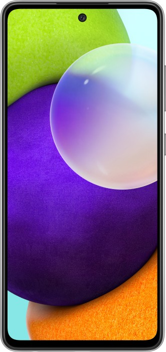 Bild von Samsung Galaxy A52 A525F/DS 128GB Awesome Black