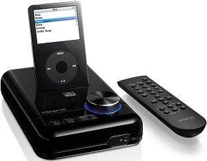 Creative Xdock X-Fi Dock for iPod USB 2.0 (70SB085002000)