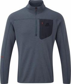 Mountain Equipment Integrity Zip-T Shirt langarm denim blue (Herren) (ME-003901-ME-01476)