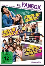Fack Ju Göhte 1-3 Fanbox (DVD)
