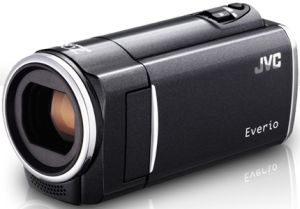 JVC Everio GZ-MS150 black