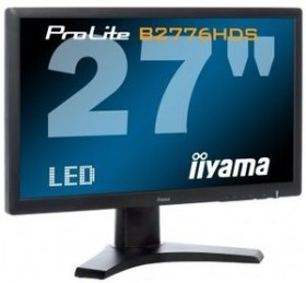 "iiyama ProLite B2776HDS-B1, 27"""