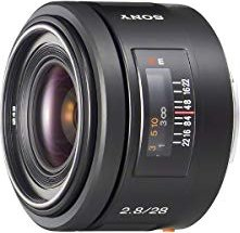 Sony 20mm 2.8 schwarz (SAL-20F28) -- via Amazon Partnerprogramm