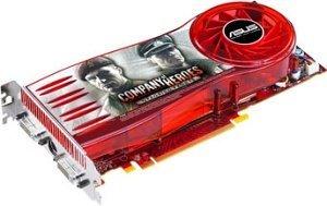 ASUS EAH3870/G/HTDI/512M, Radeon HD 3870, 512MB GDDR4, 2x DVI, TV-out, PCIe 2.0 (90-C3CG11-J0UAY00T)