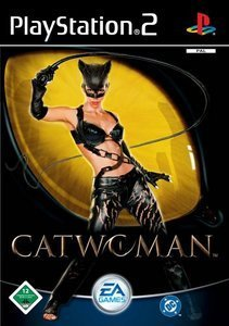 Catwoman (German) (PS2)
