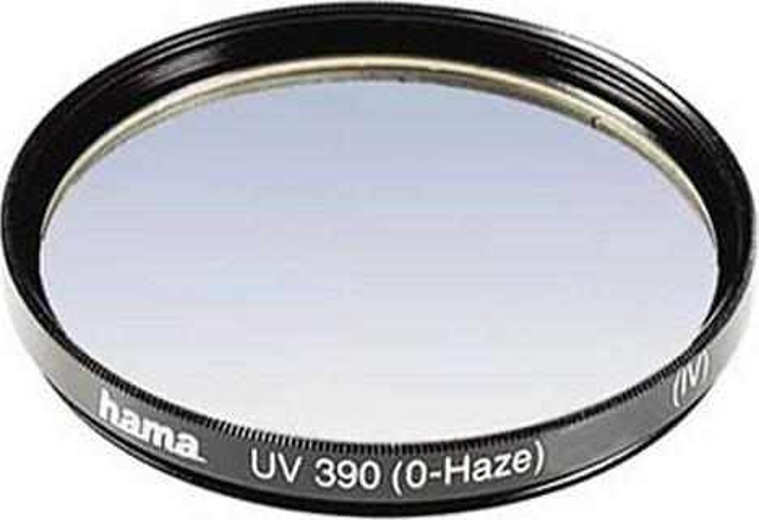 Hama Filter UV 390 (O-Haze) HTMC 58mm (70358/70658) -- via Amazon Partnerprogramm