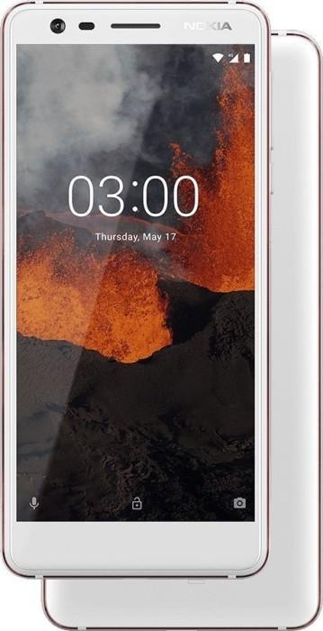 Nokia 3.1 Dual-SIM 16GB weiß