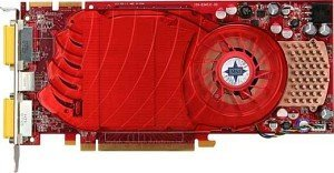 MSI RX3850-T2D256E-OC, Radeon HD 3850, 256MB DDR3, 2x DVI, TV-out (V112-009R)