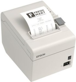 Epson TM-T20, LAN, weiß (C31CB10103)