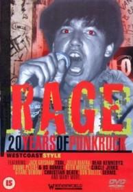 Rage - 20 Years of Punkrock (DVD)