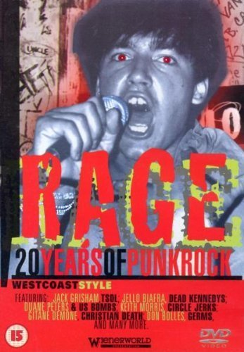 Rage - 20 Years of Punkrock -- via Amazon Partnerprogramm