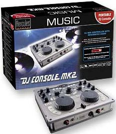 Hercules DJ console MK2 (4780393)