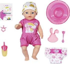 Zapf creation BABY born Puppe - Soft Touch Little Girl (827321)