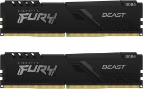 Kingston FURY Beast DIMM kit 16GB, DDR4-3200, CL16-18-18 (KF432C16BBK2/16)