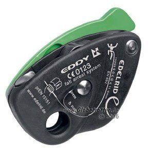 Edelrid Eddy semi automatic belay device