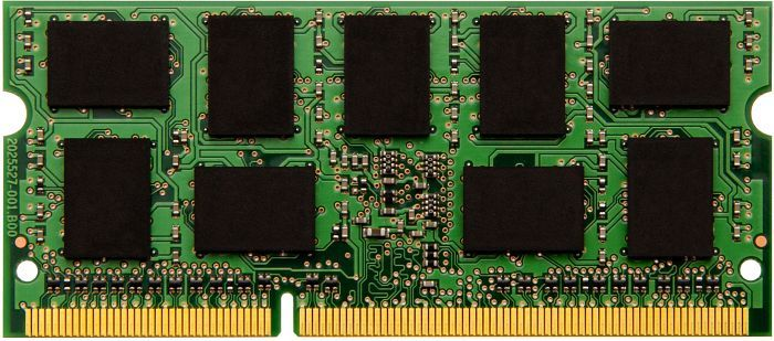 Kingston ValueRAM SO-DIMM 2GB, DDR3-1333, CL9-9-9 (KVR1333D3S8S9/2G)