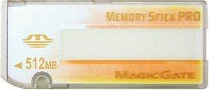 Transcend Memory Stick [MS] Pro 256MB (TS256MMSP)