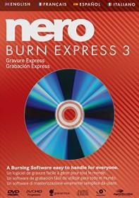Nero Burn Express 3 (deutsch) (PC)