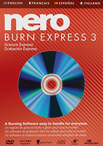 Nero Burn Express 3 (deutsch) (PC)