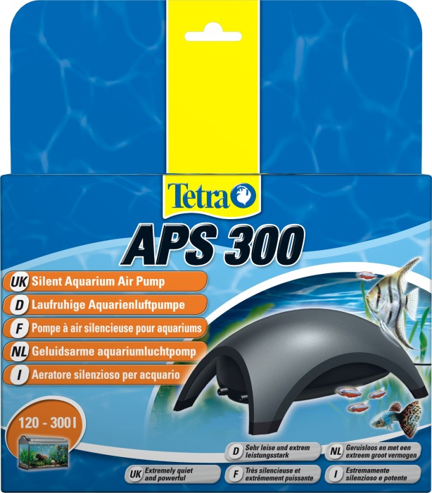 Tetra Tetratec APS 300 Aquarien-Luftpumpe -- via Amazon Partnerprogramm