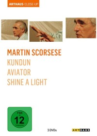 Martin Scorsese Box (Arthaus Close-Up)