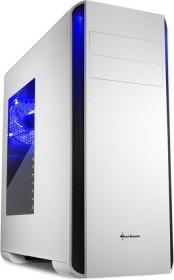 Sharkoon BW9000-W weiß, Acrylfenster