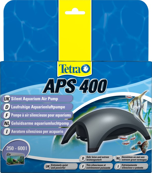 Tetra Tetratec APS 400 aquariumair pump -- via Amazon Partnerprogramm