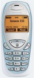 Telco BenQ-Siemens C55 (various contracts)