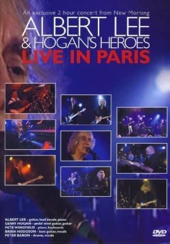 Albert Lee & Hogan's Heroes - Live in Paris -- via Amazon Partnerprogramm