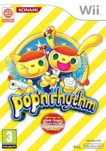 Pop'n'Rhythm (deutsch) (Wii)
