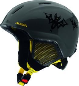 Alpina Carat LX Helm auba black/yellow (Junior) (A9081.X.45)