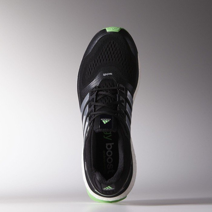 buy online 362c1 149f4 adidas Energy Boost ESM core blacksilver metflash green (męskie) (B44280)  od PLN 399,90 (2019)  Porównanie cen Cenowarka.pl Polska