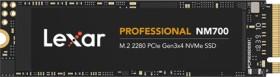 Lexar Professional NM700 256GB, M.2 (LNM700-256RB)