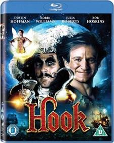 Hook (Blu-ray) (UK)