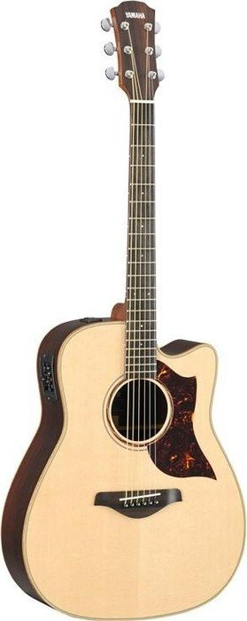Yamaha A3R western guitar electro-acoustic