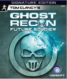 Ghost Recon 4 - Future Soldier - signature Edition (English) (PC)