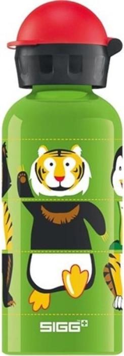 SIGG Zoo Twister Trinkflasche Flasche Fahrradflasche Kindertrinkflasche Behälter Fahrradzubehör