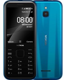 Nokia 8000 4G Dual-SIM topaz blue