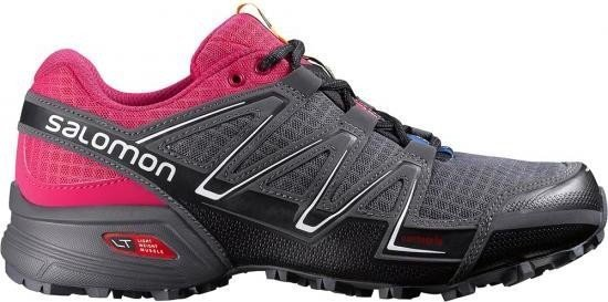 01af3dd3fe08 Salomon Speedcross vario black hot pink dark cloud (ladies) (376120 ...