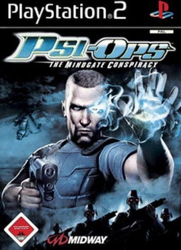 Psi-Ops: The Mindgate Conspiracy (deutsch) (PS2) -- via Amazon Partnerprogramm