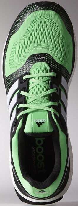 adidas Energy Boost ESM vista greydark greysolar red (Herren) (B44285) ab € 79,99