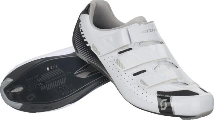 Scott Fahrradschuhe Road Comp Lady gloss white/gloss black 38 3jDwS