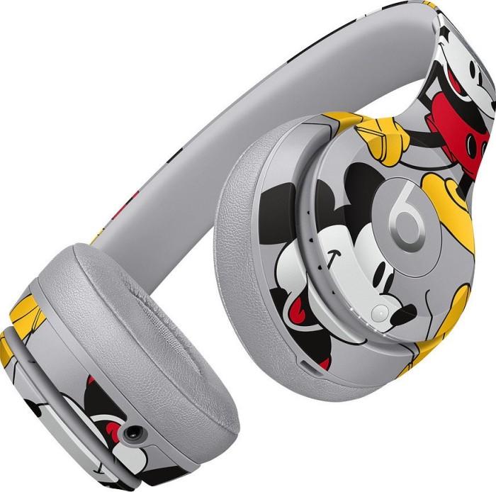Apple Beats Solo3 Wireless Mickey Mouse Edition grau (MU8X2ZM/A)